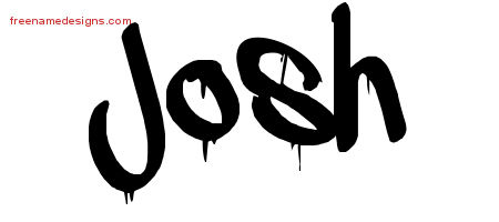 Graffiti name tattoo designs josh free free name designs josh graffiti name tattoo designs altavistaventures Image collections