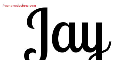 handwritten name tattoo designs jay free printout free name designs. Black Bedroom Furniture Sets. Home Design Ideas