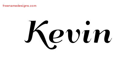 list of synonyms and antonyms of the word kevin name art
