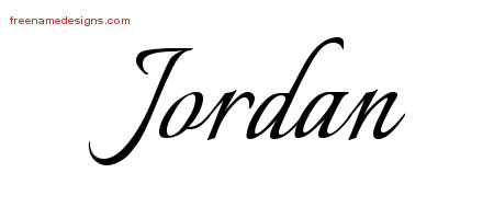 ... Name Tattoo Designs Jordan Download Free - Free Name Designs