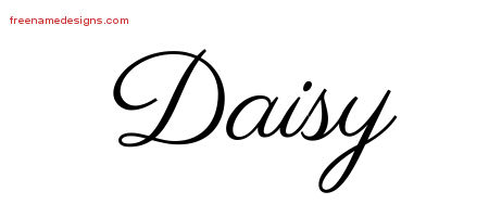 coloring pages letter names daisy - photo#20