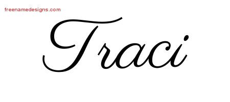 classic name tattoo designs traci graphic download free name designs. Black Bedroom Furniture Sets. Home Design Ideas