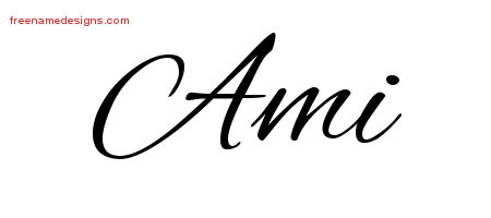cursive name tattoo designs ami download free free name designs. Black Bedroom Furniture Sets. Home Design Ideas