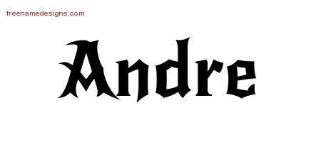 Andre The Name