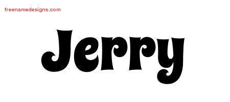 Name of girl jerry dating