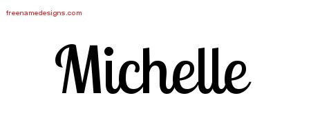 handwritten name tattoo designs michelle free download free name designs. Black Bedroom Furniture Sets. Home Design Ideas